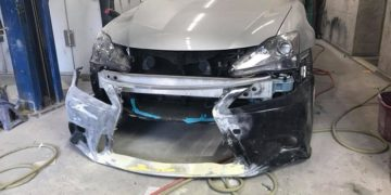 Collision & Frame Repair