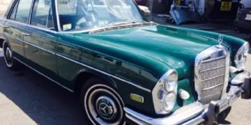 Vehicle Restoration